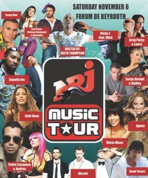 NRJ Music Tour 2010