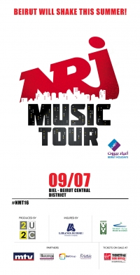 NRJ Music Tour 2016