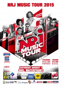 NRJ Music Tour 2015