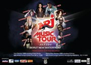 NRJ Music Tour 2011